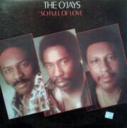 LP - The O'Jays - So Full Of Love