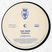 12inch Vinyl Single - The Ones - Flawless