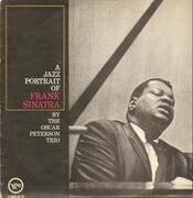 LP - The Oscar Peterson Trio - A Jazz Portrait of Frank Sinatra