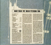 CD - The Oscar Peterson Trio - Night Train - Digipak