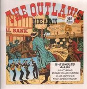 LP - The Outlaws - Ride Again (The Single As & Bs)