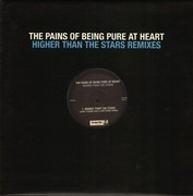 12inch Vinyl Single - The Pains Of Being Pure At Heart - Higher Than The Stars - Remixes