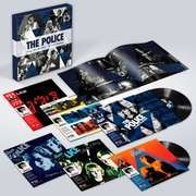LP-Box - The Police - Every Move You Make: The Studio Recordings