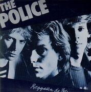 2x 10'' - The Police - Reggatta De Blanc - with 69 cm x 26 cm colour poster