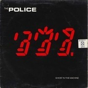 LP - The Police - Ghost In The Machine