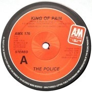 12'' - The Police - King Of Pain