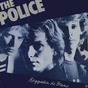 LP - The Police - Reggatta De Blanc