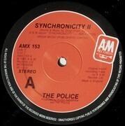 12inch Vinyl Single - The Police - Synchronicity II