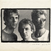 LP - The Police - Synchronicity - RYB Front Cover