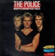 12'' - The Police - Wrapped Around Your Finger