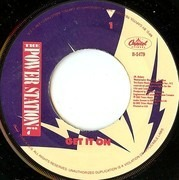 7inch Vinyl Single - The Power Station - Get It On