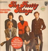 Double LP - The Pretty Things - Greatest Hits 1964-1967