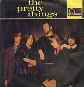 LP - The Pretty Things - The Pretty Things - Mono