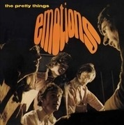 LP - The Pretty Things - Emotions - HQ-Vinyl/ 180g