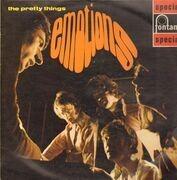 LP - The Pretty Things - Emotions - Original Britsh, Pokora 4001