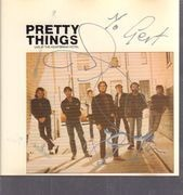 CD - The Pretty Things - Live At Heartbreak Hotel - Signed