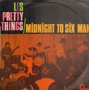 LP - The Pretty Things - Midnight To Six Man - unique cover