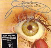 CD - The Pretty Things - Savage Eye - digipak