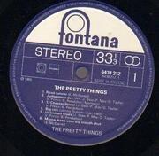 LP - The Pretty Things - The Pretty Things