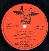 LP - The Prisoners - A Taste Of Pink