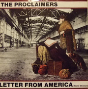 12'' - The Proclaimers - Letter From America (Band Version)