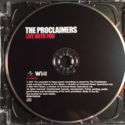 Double CD - The Proclaimers - Life With You