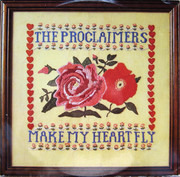 12inch Vinyl Single - The Proclaimers - Make My Heart Fly