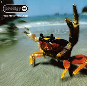 CD - The Prodigy - The Fat Of The Land