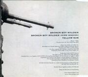 CD Single - The Raconteurs - Broken Boy Soldier