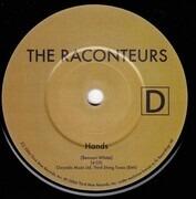 7inch Vinyl Single - The Raconteurs - Hands