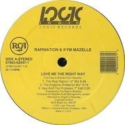 12'' - The Rapino Brothers, Kym Mazelle - Love Me The Right Way