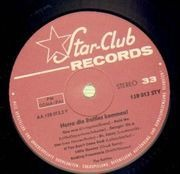 LP - The Rattles - Hurra die Rattles kommen! - STAR CLUB 1965