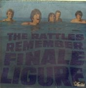 LP - The Rattles - Remember Finale Ligure - Star-Club
