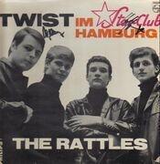 LP - The Rattles - Twist Im Star-Club Hamburg - SIGNED!