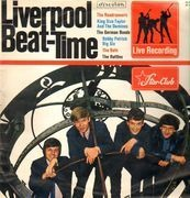 LP - The Rattles, The Roadrunners, The German Bonds - Liverpool Beat-Time Im Star Club Hamburg - MONO
