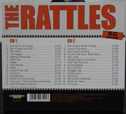 Double CD - The Rattles - Greatest Hits