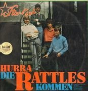 LP - The Rattles - Hurra die Rattles kommen! - Original 1st German, Pokora4001