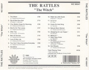 CD - The Rattles - The Witch