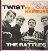 LP - The Rattles - Twist im Star-Club Hamburg - NUMBERED WHITE VINYL