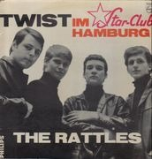 LP - The Rattles - Twist Im Star-Club Hamburg
