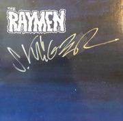 LP - The Raymen - Desert Drive - Signed by Sebastian Krüger