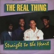 12'' - The Real Thing - Straight To The Heart