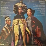 LP - The Ritchie Family - Arabian Nights