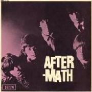 LP - The Rolling Stones - Aftermath - WINE RED BOXED DECCA