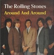 LP - The Rolling Stones - Around And Around - NOVA LABELS