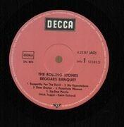 LP - The Rolling Stones - Beggars Banquet - NO LABEL CODE