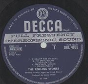 LP - The Rolling Stones - Beggars Banquet