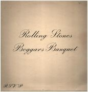 LP - The Rolling Stones - Beggars Banquet - Original UK