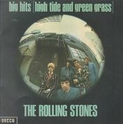 LP - The Rolling Stones - Big Hits (High Tide And Green Grass) - INCLUDES BOOKLET