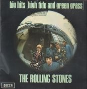 LP - The Rolling Stones - Big Hits (High Tide And Green Grass) - UK MONO